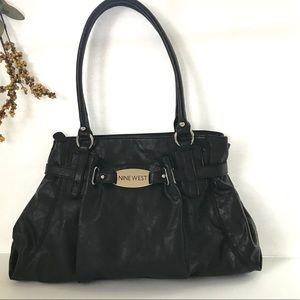 Nine West | Black Shoulder/ Hand Bag